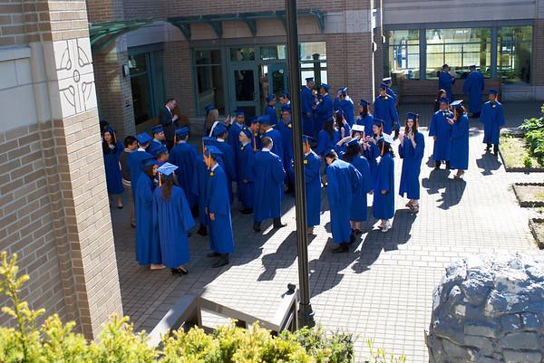 Graduation Mass 2011