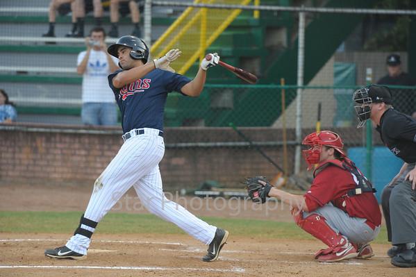 Twins vs Cardinals 7-18-2012
