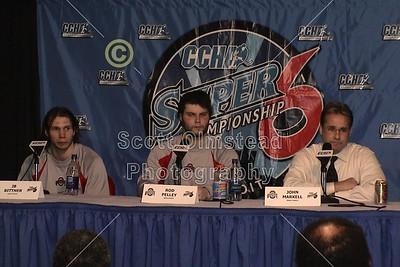 2004-2005 CCHA Super Six Championship (03-18-05)