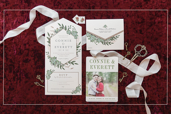 The Carriage House - Connie + Everett