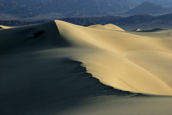 Death Valley - Dunes
