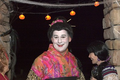 Wine Group Halloween 2004
