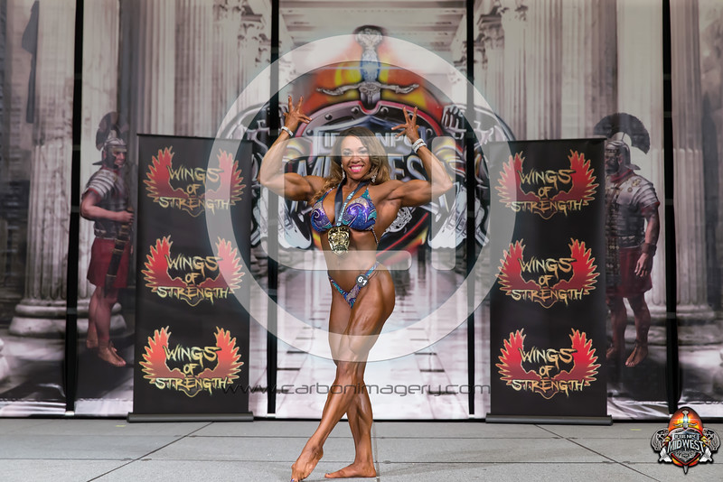 IFBB - Womens Physique - Finals
