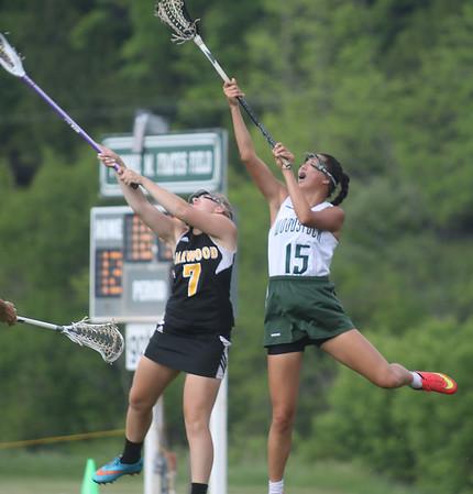 WUHS girls lacrosse semi-final win