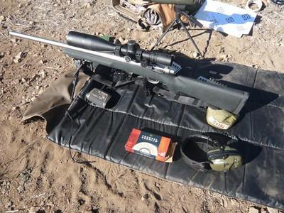 Remington 700 5R Mil Spec