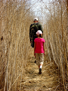Fullerton Road Hike 2008