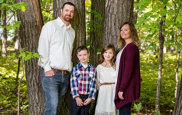 O'Neal Family Portraits