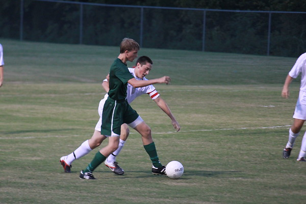 OCHS Soccer vs Daviess Co