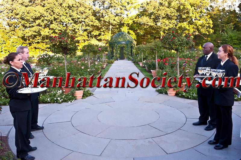 NEW YORK BOTANICAL GARDEN: Rose Garden Dinner Dance Presented by PIAGET