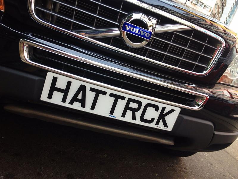 HATTRCK