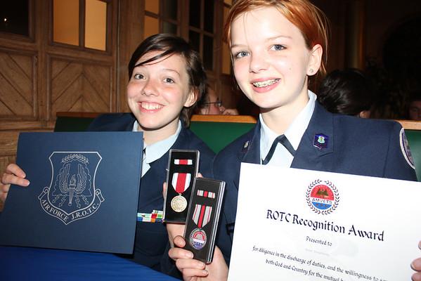 4.25.2012 JRF-ROTC Awards