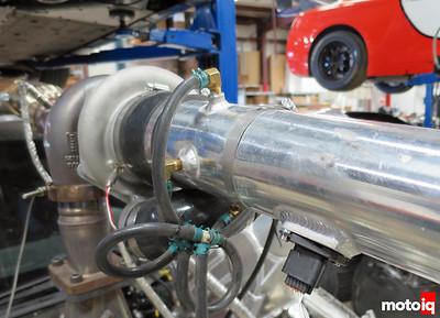 AMS Performance Turbo Test Rig