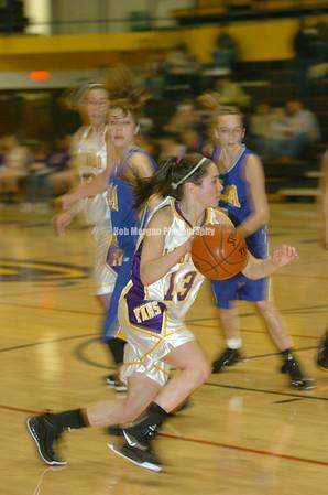2009 FKHS  girls basketball