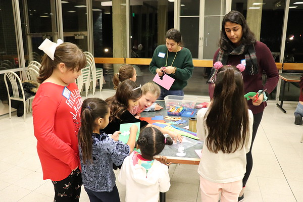 Upper School Charity: Water Club Holiday Party