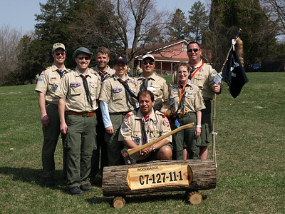 Wood Badge C7-127-11-1