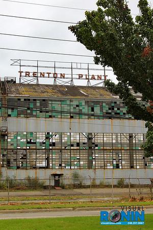 McLouth Steel Mill - Trenton, MI