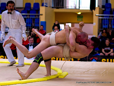 Poland Sumo Seniors & U23 Championships Warsaw april 2015