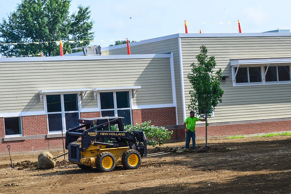 Hinsdale Elementary expansion - 082118