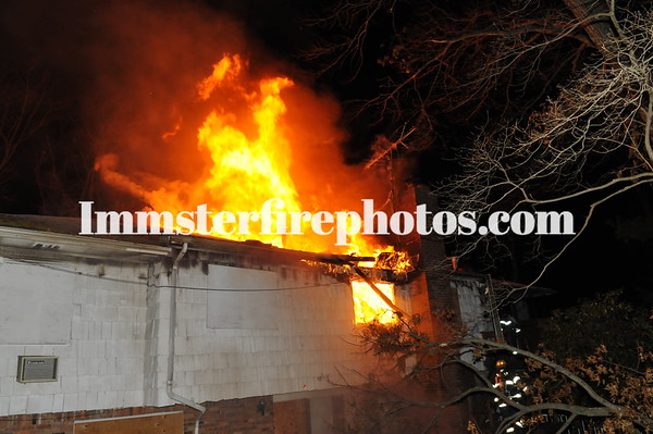 SYOSSET BERING CT FIRE IN WOODBURY