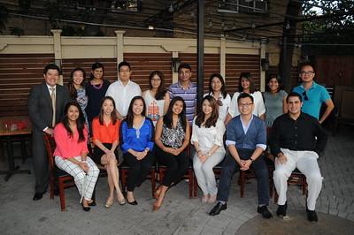 9-30-2015 DAABA Mentor-Mentee Social