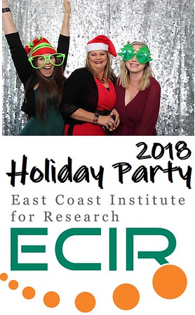 ECIR Holiday Party 2018
