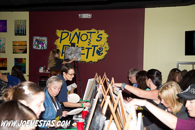Pinot's Palette 1572 Central Avenue, St. Petersburg, FL 33705  727-821-3700