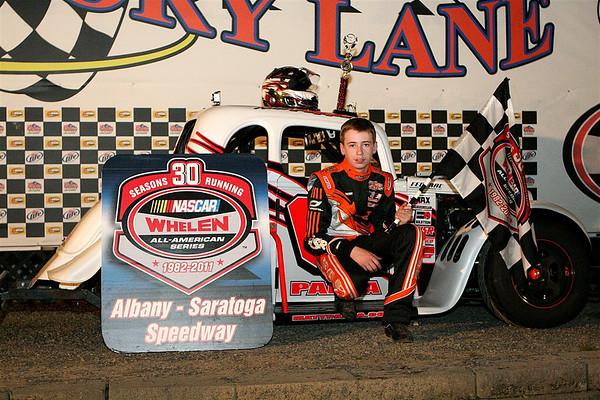 Albany-Saratoga Speedway July 1, 2011