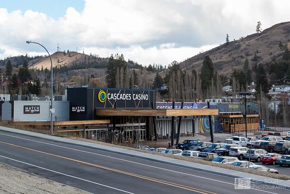 Exterior Site Inspection - Cascades Casino Kamloops