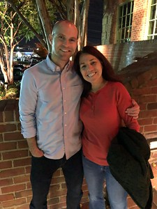 Visiting Alex and Jess in DC, October 27-29, 2017