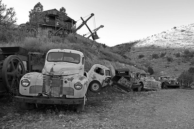 Jerome, AZ & McDowell Mountains