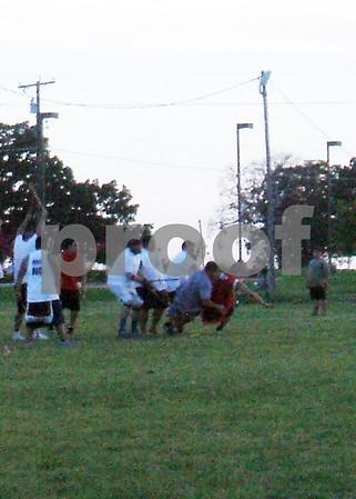 8/25/12 Native Stickball - Chickasaw Toli vs Choctaw Sixtown