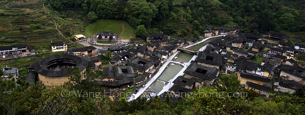 Fujian Tulou 福建土楼 (2008)