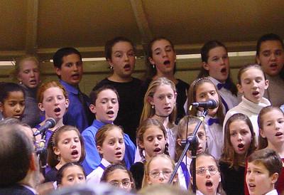 Choral Winter Concert - December 2002