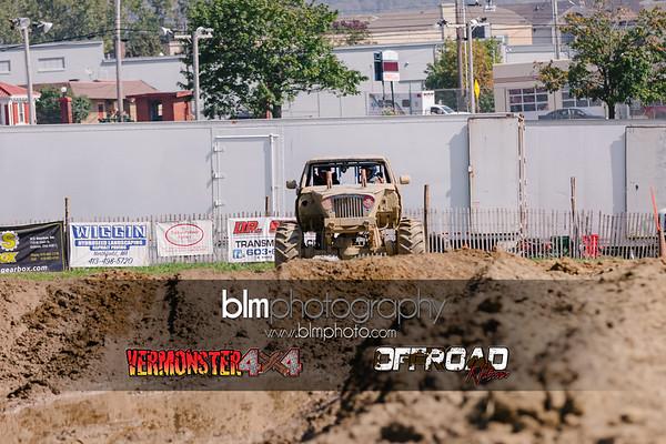 Obstacle Course & Mega Trucks