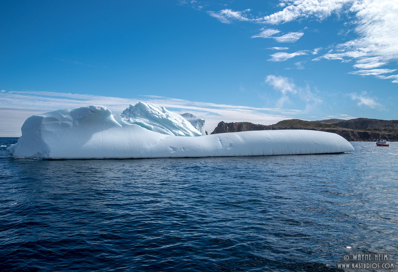 Iceberg 1  Photography by Wayne Heim