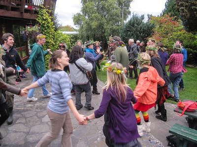 Cullerne Harvest Party September 2011