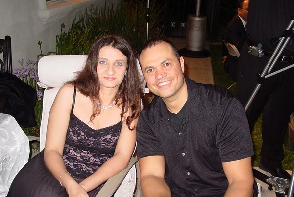 Dr. Issa Fakhouri & Mariam Haddad Party   May 13  2005