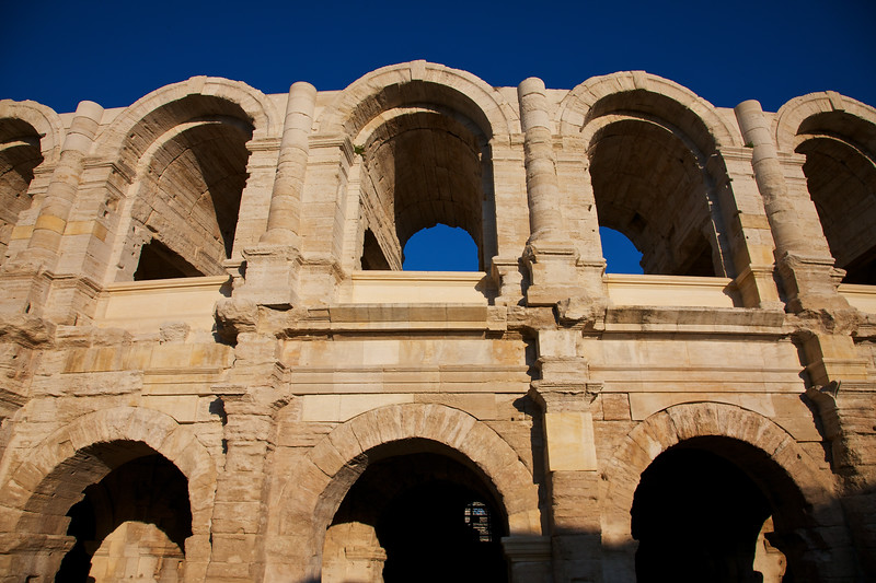 Roman Arches in Arles
