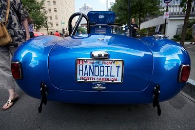 Raleigh car show August 2011