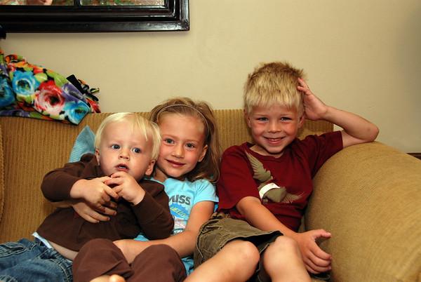 Hintze Family '09