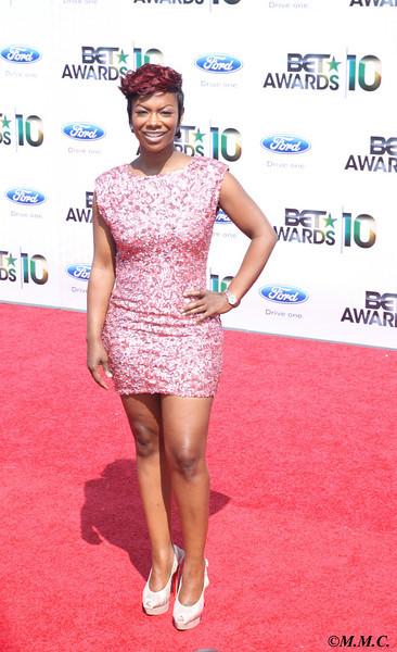 B.E.T. awards I 2010 L.A..