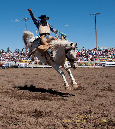2010 Sisters Rodeo - Saturday Afternoon