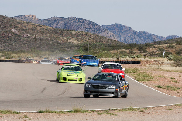 INDE Motorsport Ranch: October 7, 2012
