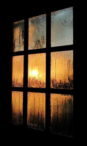 Fenêtre sur un matin de Loire - 2017-2020