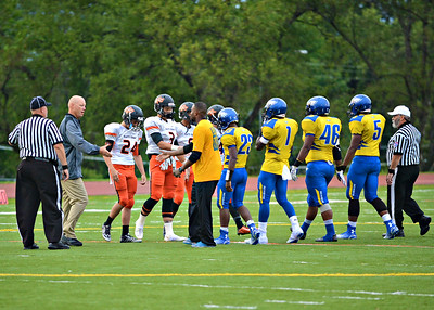 2014 Platte County Varsity Football vs Ruskin