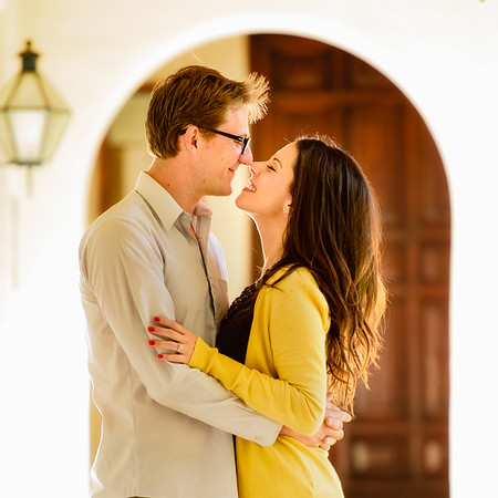 Daniel & Elisa Engagement