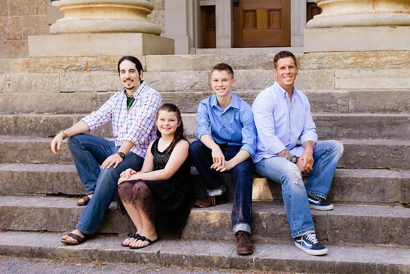 Brunhuber Family