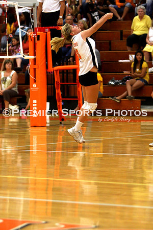 LP Volleyball vs. Deer Park 9/15/09