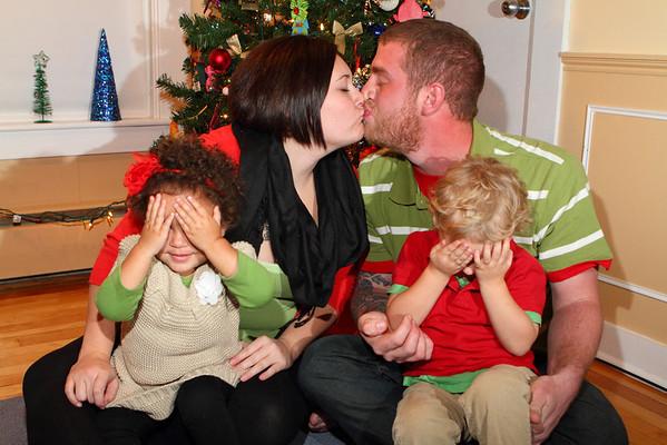 Nikki, Dean, Zack and Zoey