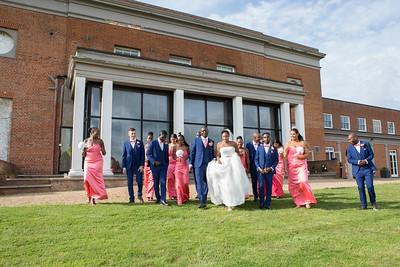 Serena and Davin's Wedding